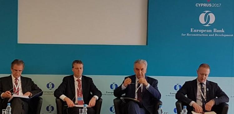 Šarović na Kipru: Značajna ulaganja i povećanje povjerenja u bh. ekonomiju