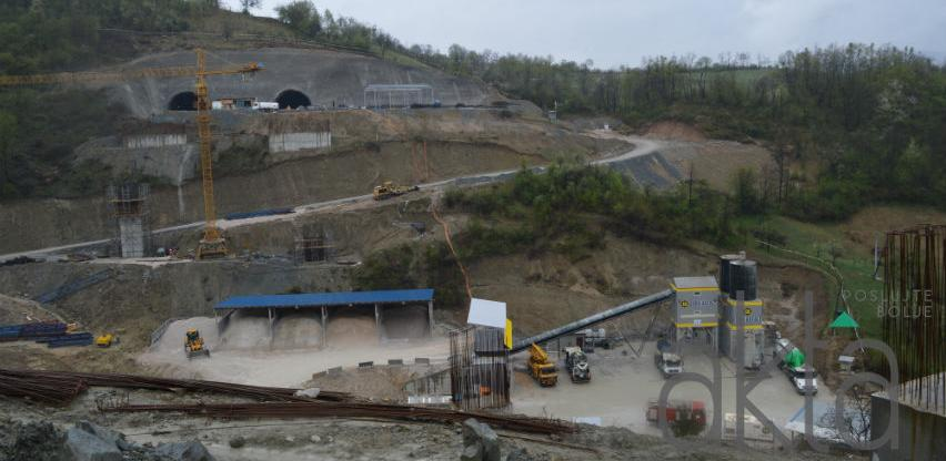Raspisan tender za izgradnju poddionice autoputa Vc Ponirak-Vraca