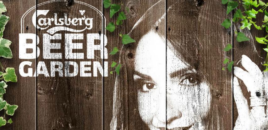 Lana & Band nastupaju u Carlsberg Beer Gardenu