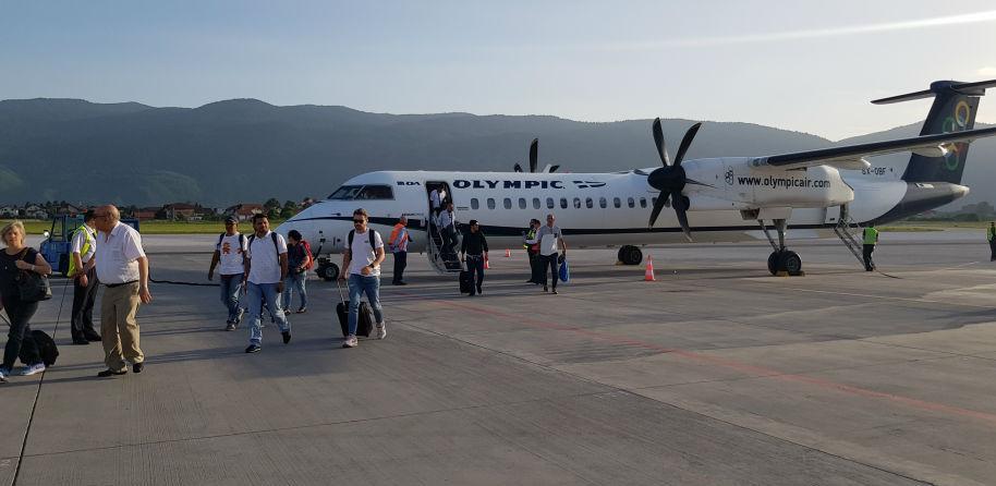 Sarajevo i Atena povezani direktnim letom