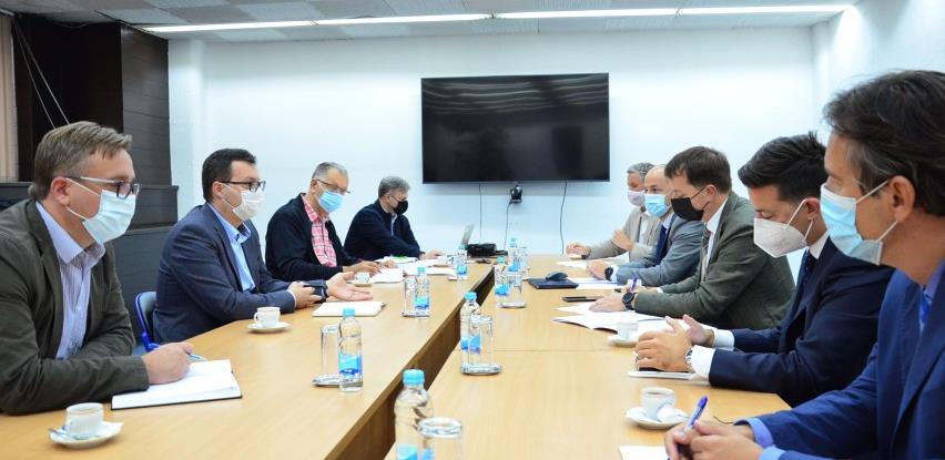Džindić s predstavnicima USAID-a o energetskom sektoru
