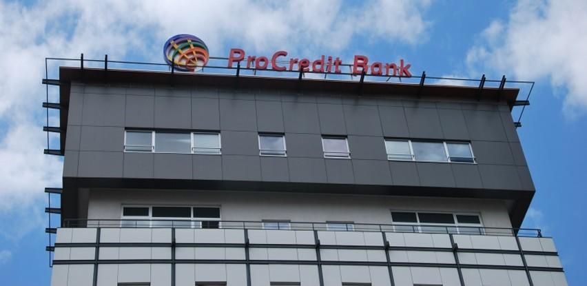 Fitch potvrdio kreditnu ocjenu ProCredit Bank BiH