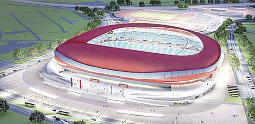 Pola milijarde eura za sportsku infrastrukturu Srbije, gradi se deset stadiona