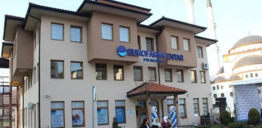 Poliklinika Eurofarm u Goraždu stavila resurse na raspolaganje kriznom štabu