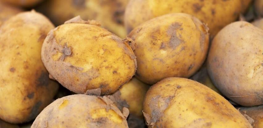 Obavijest o zahtjevu za registraciju naziva Nevesinjski krompir
