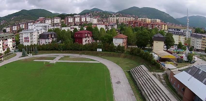 Objavljen poziv za rekonstrukciju atletske staze na stadionu u Vogošći