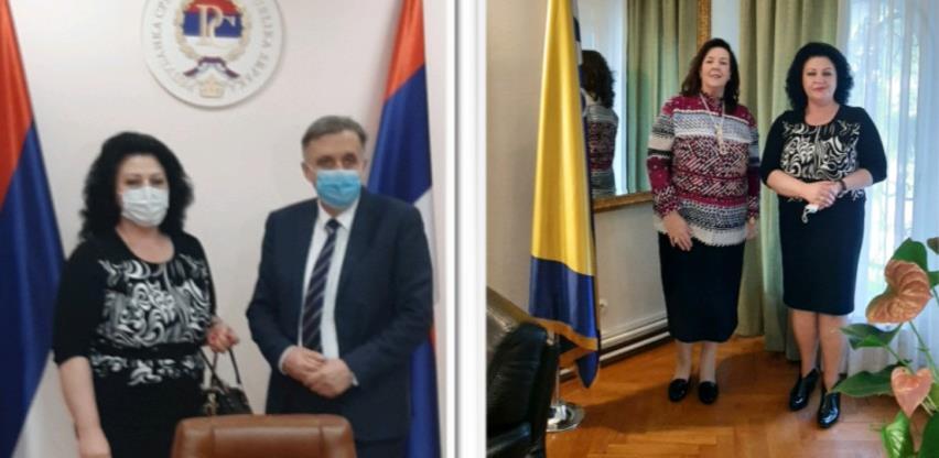 Zajednička organizacija poslovnih susreta kompanija iz BiH i Srbije