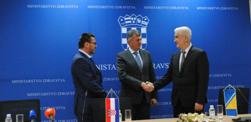 Protokol korak ka suradnji FBiH i Hrvatske u transplantacijskoj medicini