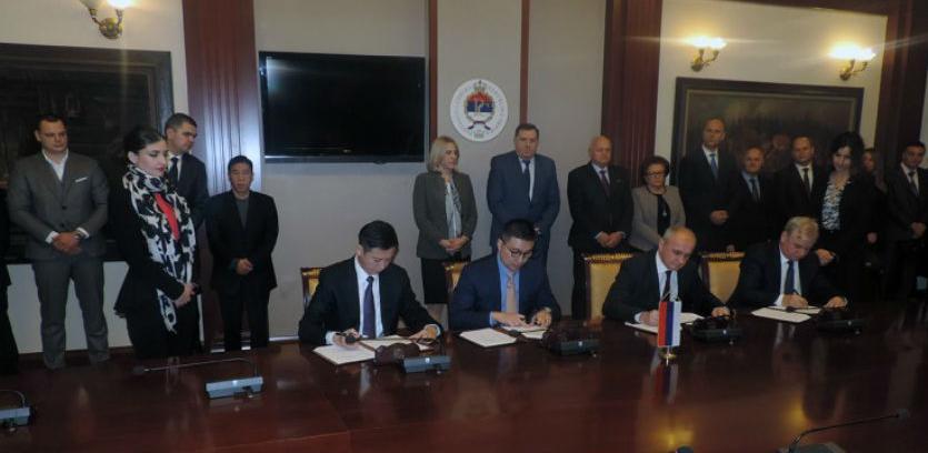 "Potpisan ugovor o izgradnji Termoelektrane ""Gacko 2"""
