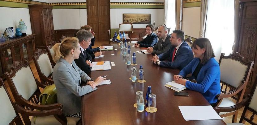 Grad Sarajevo će kandidirati projekte za finansijsku podršku EU