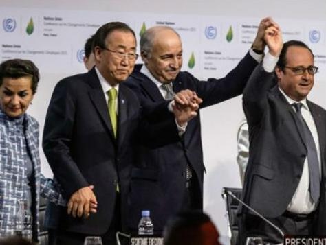 U Parizu usvojen istorijski sporazum o ograničavanju globalnog zagrijavanja