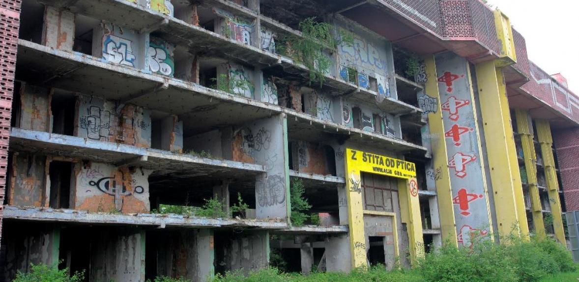 """Vlasnici """"Capital Holdinga"""" nemaju novca za sarajevski Dom penzionera"""