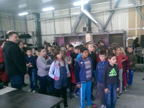 U posjeti MS&WOOD-u: Pojačan interes učenika za drvoprerađivačkom školom