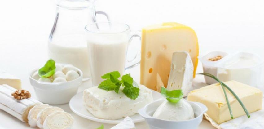 U BiH u martu povećana proizvodnja mlijeka, pavlake i maslaca