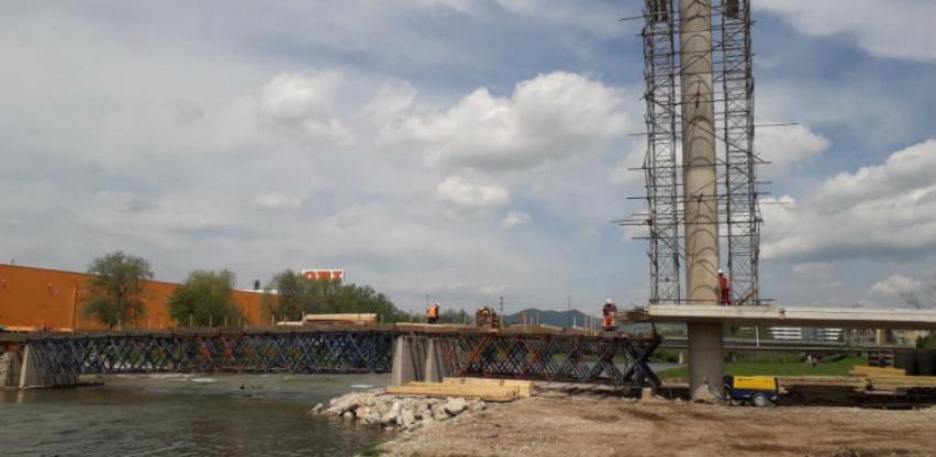 Most kod OBI-ja će biti završen u julu