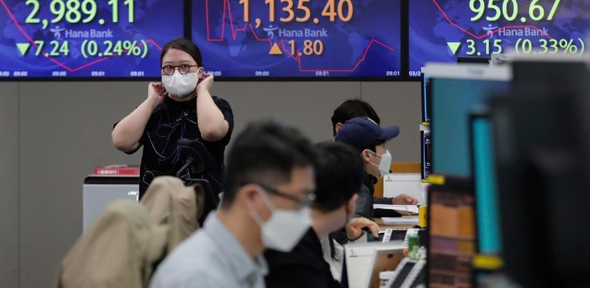 Azijska tržišta: Rast indeksa za kraj tjedna