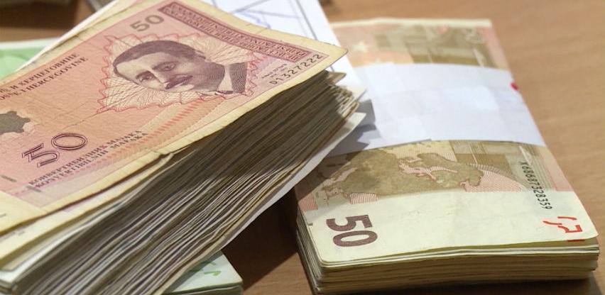 Prihodi od indirektnih poreza veći za 401 milion KM