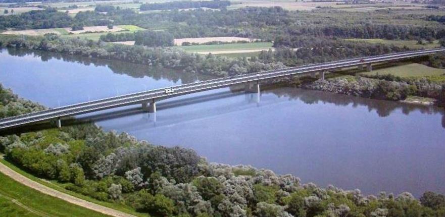 Potpisan sporazum o grantu EU za gradnju prekograničnog mosta na Savi