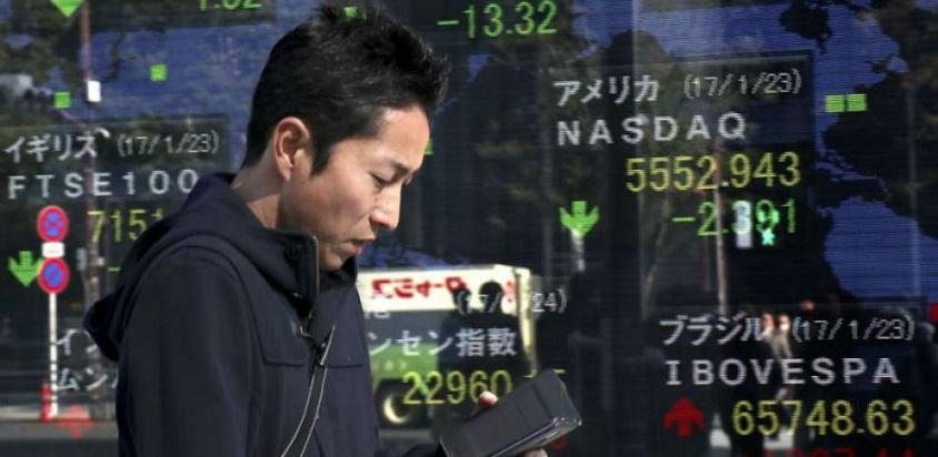 Pad azijskih indeksa