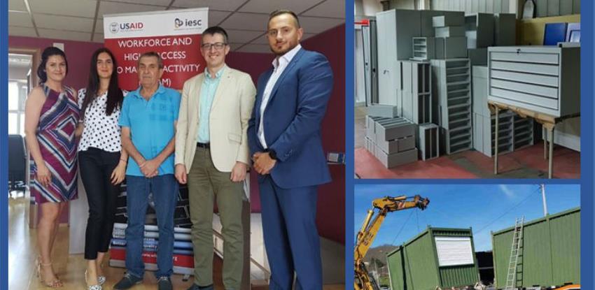 USAID WHAM i VigMelt potpisali ugovor: Uskoro dobivanje CE oznake