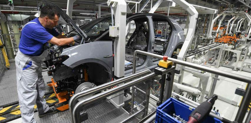 Rekordno smanjenje proizvodnje automobila u Njemačkoj