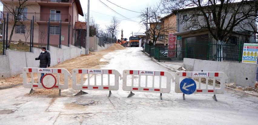 Nastavljena rekonstrukcija vodovodne mreže u naselju Sokolje
