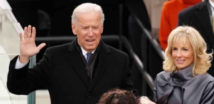 Joe Biden i Kamala Harris položili zakletvu