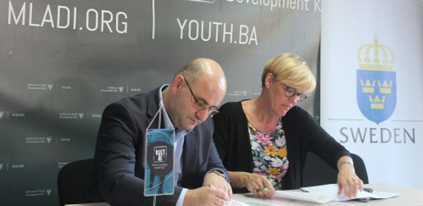 KULT i Ambasada Švedske obrazuju i zapošljavaju više od 5.000 mladih u BiH