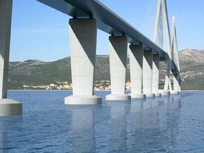 Pelješki most koristit će se besplatno, izgradnja do 2019. godine