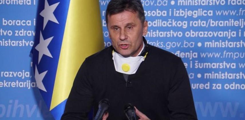 Novalić: Vlada FBiH kupila 150.000 testova za detekciju infekcije (Video)