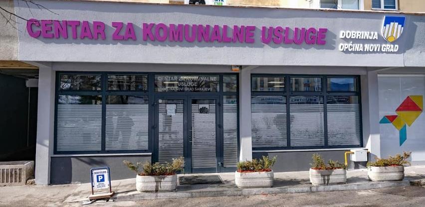 Počeo s radom Centar za komunalne usluge na Dobrinji