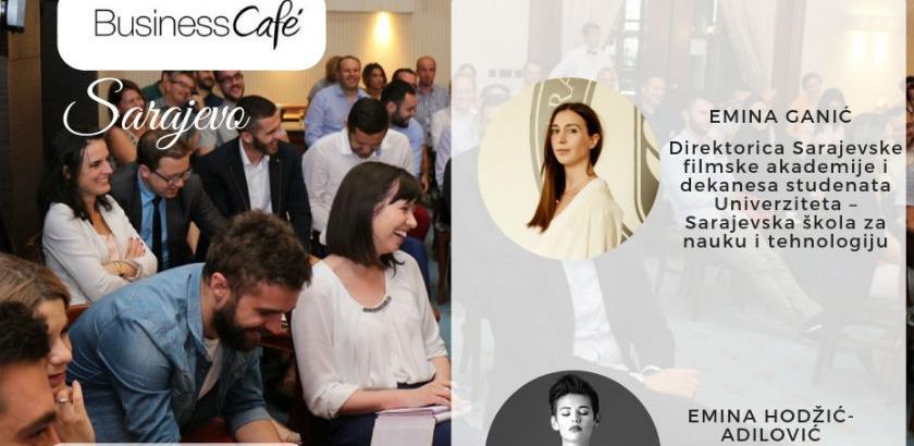 23. Business cafe u Sarajevu - Priče uspješnih žena