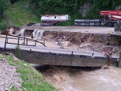 Kreće rekonstrukcija mostova oštećenim u poplavama u BiH