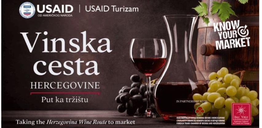 Poziv vinarima na popunjavanje upitnika za Vinsku Cestu Hercegovine