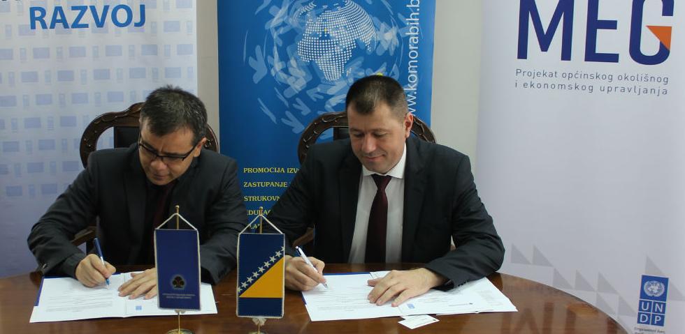 UNDP i VTK podržavaju razvoj drvne industrije u BiH