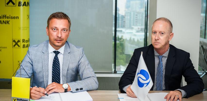 Raiffeisen banka i EBRD potpisali novi ugovor o saradnji