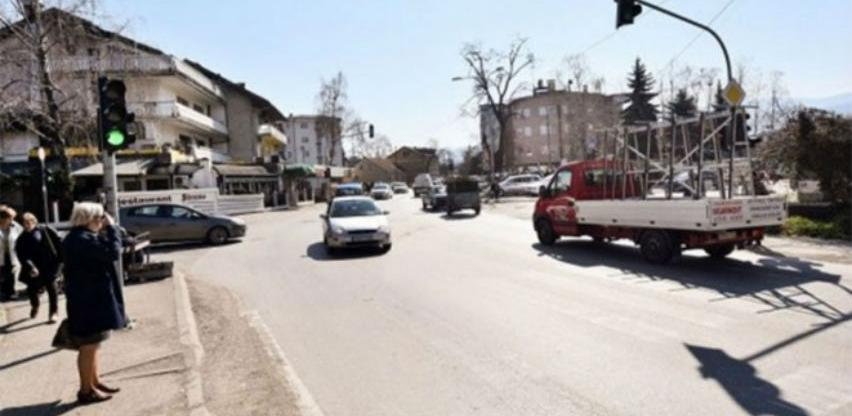 """Banja Luka: Počela gradnja kružnog toka kod """"Sirana"""""""