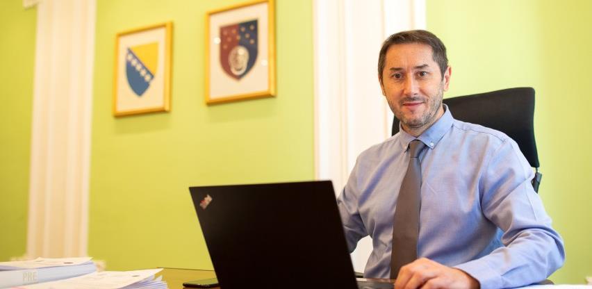 Ministar Halebić: Uplaćena jedna od dvije zaostale plaće za radnike GRAS-a