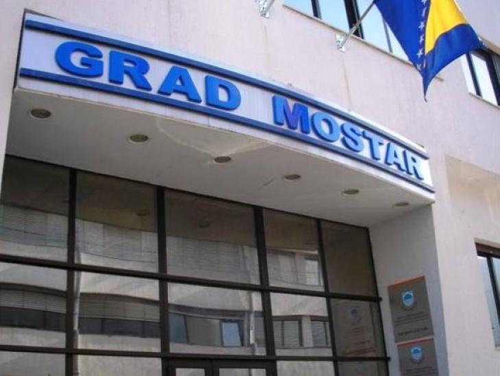 Grad Mostar ne razmišlja o prodaji zgrade Gradske uprave