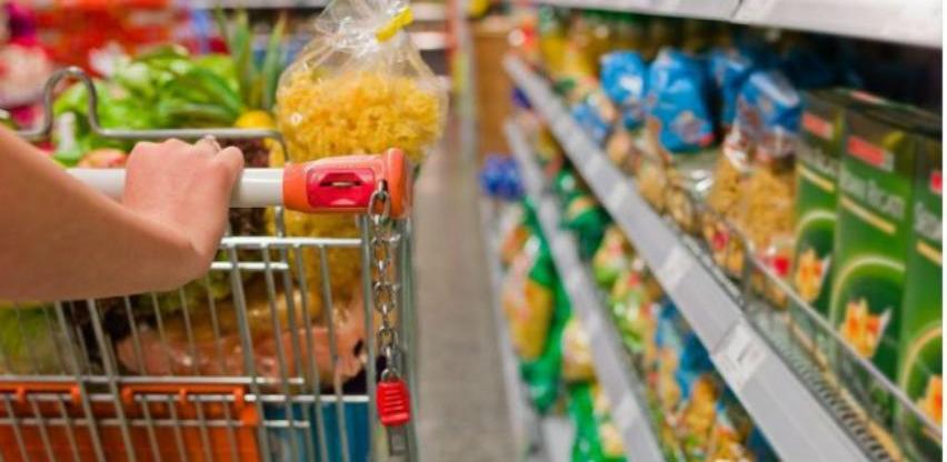 U BiH potrošačke cijene u aprilu manje za 0,3 posto