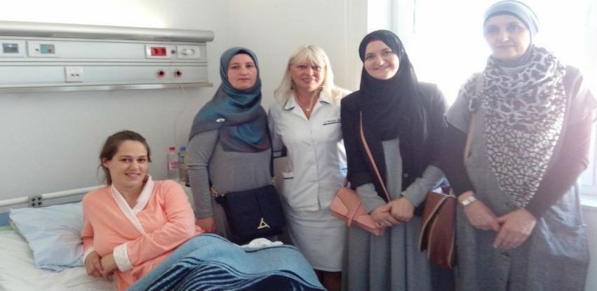 Medžlis IZ-e Mostar darovao prvu bebu i prve mladence