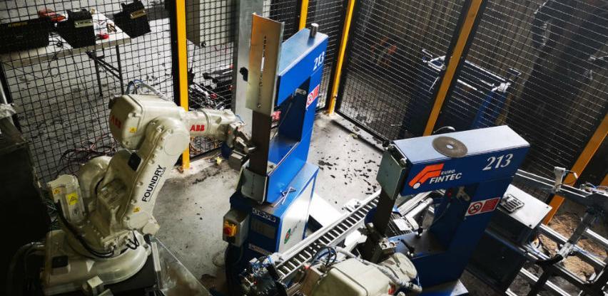 AutoTech BH pri kraju realizacije značajnog projekta u CIMOS-u