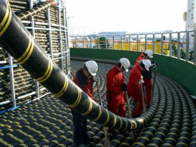 Počelo polaganje podmorskog kabla sa crnogorske strane