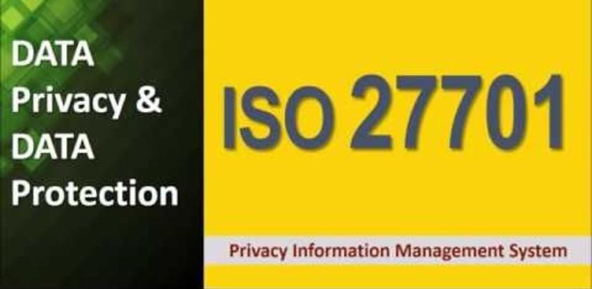 Quality Cert ima novu uslugu, Standard za zaštitu ličnih podataka ISO 27701:2019