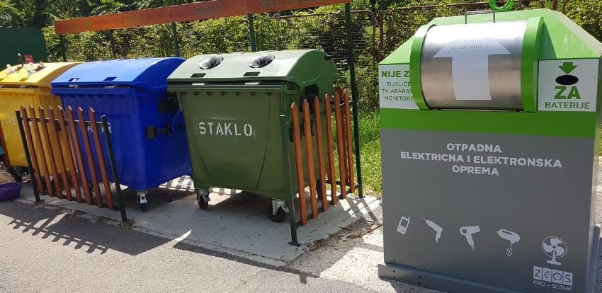 Gdje odložiti elektronički otpad u Mostaru?