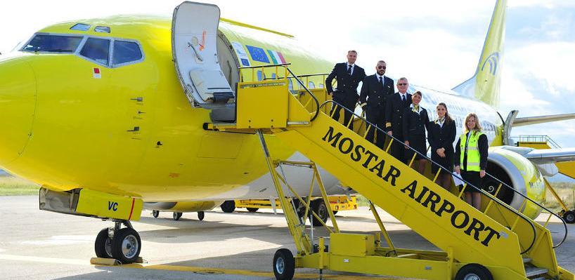 Zračna luka Mostar u novoj sezoni uspostavlja i nove linije