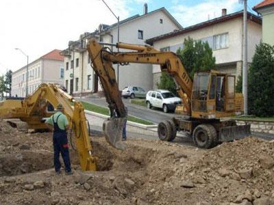 Pri kraju izgradnja vodovoda u Tomislavgradu