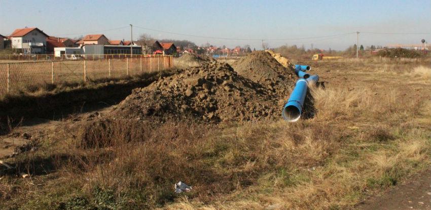 Počinje izgradnja vodovodne mreže Barice-Polja vrijedne 1,5 mil KM