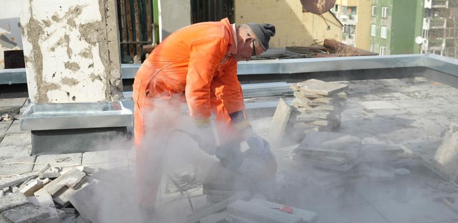 Započela sanacija krovova 12 zgrada u Novom Gradu