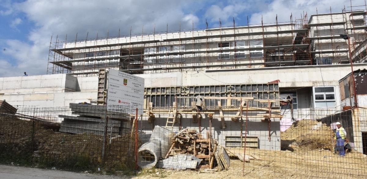 Završetak izgradnje škole na Šipu se očekuje u sljedećoj godini